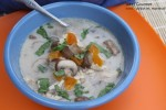 Thai Ginger Coconut Chicken Soup