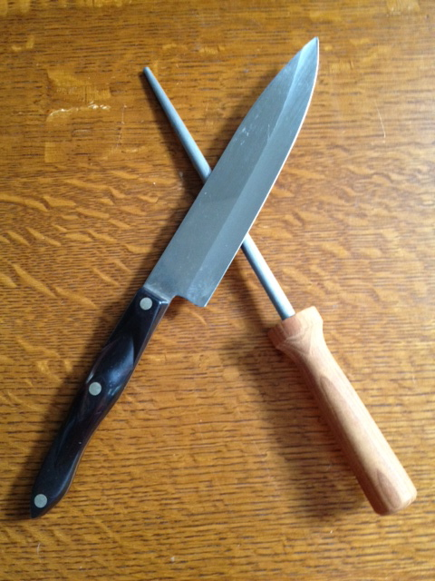 Maintaining the Sharpness of your Knives by Jazzy Gourmet