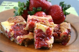 Strawberry Cheesecake Blondies2