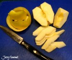 How to Peel, Core and Slice an Apple