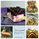 Jazzy Gourmet Best Recipes of 2012