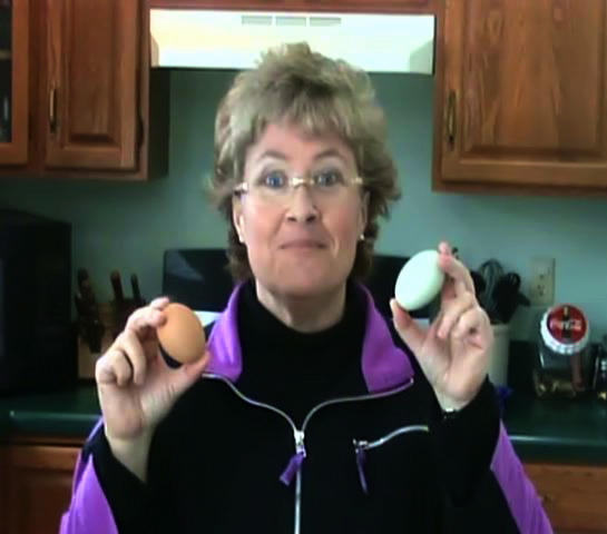 Test the Freshness of Eggs by Jazzy Gourmet