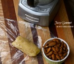 Homemade Almond Paste