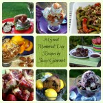 8 Great Memorial Day Recipes by Jazzy Gourmet