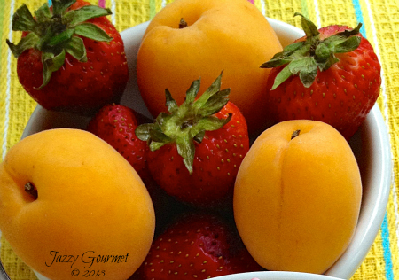 Apricots by Jazzy Gourmet