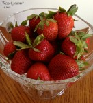 Strawberries by Jazzy Gourmet