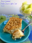 Melon Lassi Coffee Cake